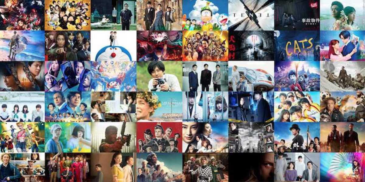 映画(洋画・邦画など)見放題のおすすめ動画配信サービス(VOD)比較